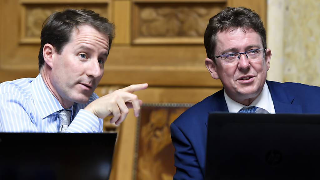 SVP droht mit Referendum gegen die Überbrückungsrente