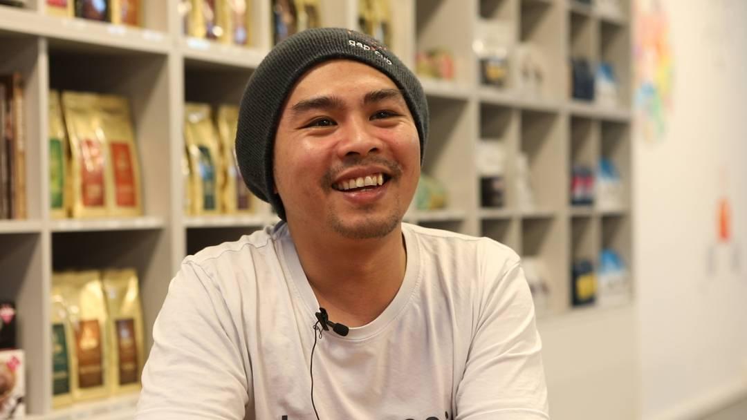 «Endlich darf ich zuhause sein»: Gijtipong  «Gap» Thangsubutr hat in Baden einen eigenen Showroom eröffnet