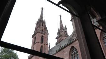 Die Geschichte des Basler Münsters wird aufgearbeitet.  niz