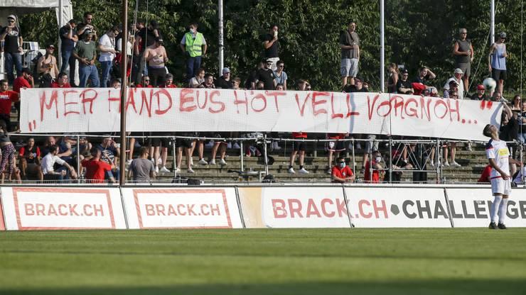 Die FCA-Ultras haben die Phrasen satt.