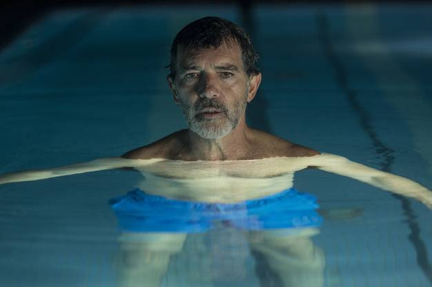 Antionio Banderas in «Dolor y gloria».