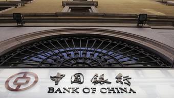 Mehr als 4,5 Milliarden Euro sollen  von Italien nach China geschmuggelt worden sein, die Hälfte davon über die Mailänder Niederlassung der Bank of China
