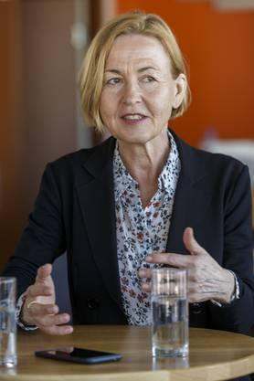 Susanne Schaffner, Gesundheits- und Sozialdirektorin