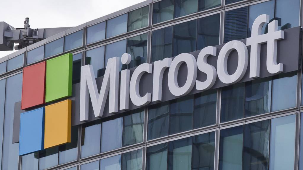 Der Microsoft-Konzern erhält den Zuschlag für einen Milliardenauftrag vom Pentagon. (Archivbild)