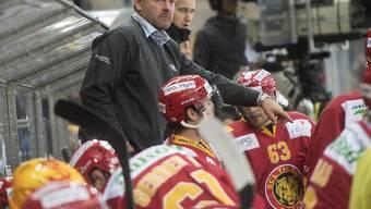 Die SCL Tigers haben unter ihren neuen Coach Heinz Ehlers zum Siegen zurückgefunden