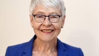 Klara Obermüller erhielt den Zürcher Journalistenpreis 2019. Sie wurde für ihr Gesamtwerk geehrt. (Archivbild)