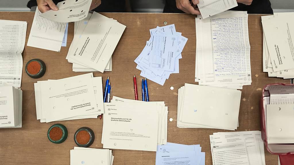 Zusätzlicher Sitz für GLP nach Betrug bei Thurgauer Grossrats-Wahl