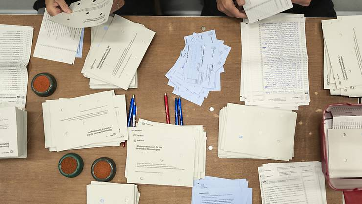 Bei der Thurgauer Grossratswahl vom März 2020 im Bezirk Frauenfeld wurden GLP-Wahlzettel vernichtet und durch SVP-Zettel ersetzt. Der Generalstaatsanwalt hat den Betrug geklärt. Das Wahlresultat muss korrigiert werden (Symbolbild).