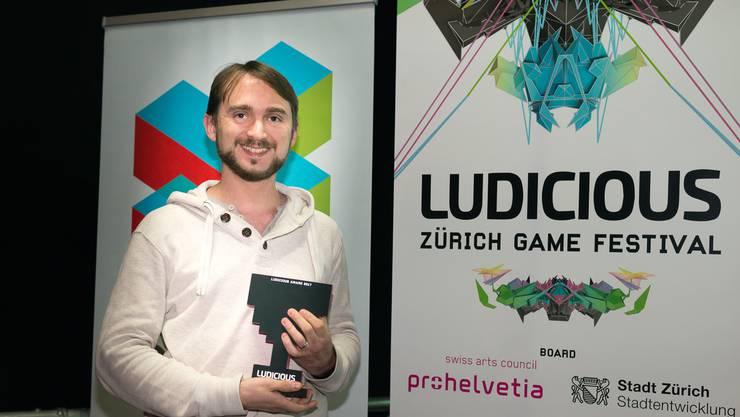 <p>Letztj&auml;hriger Gewinner der International Competition</p>
