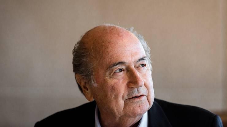 «Ich habe so viel für die Fifa gemacht, jetzt muss ich nicht noch einen Präsidenten machen.»