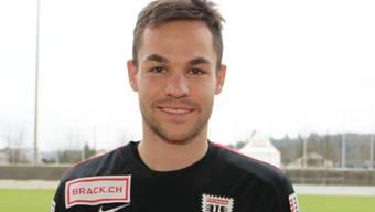 Patrick Rossini verstärkt den FC Aarau bis im Sommer