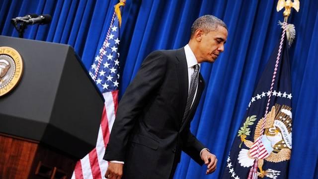 Muss künftig mit der Opposition enger zusammenarbeiten: US-Präsident Obama