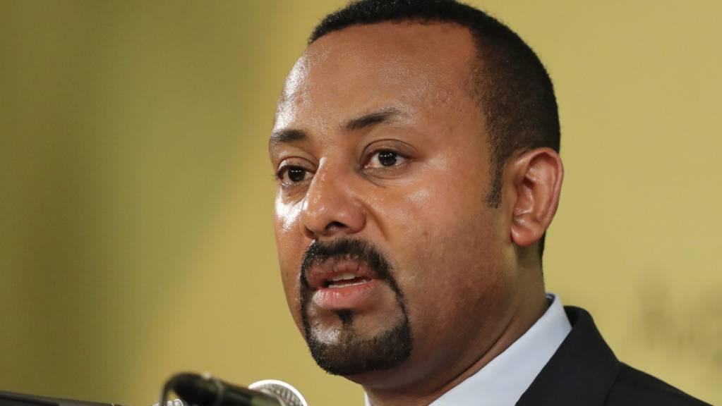 Der Friedensnobelpreis 2019 geht an den äthiopischen Ministerpräsidenten Abiy Ahmed. (Archivbild)