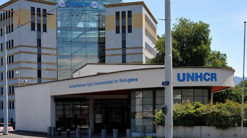 Syrischer Kurde zündet sich vor UNHCR in Genf an