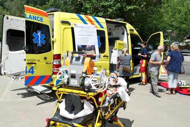 Tag der offenen Tür am Kantonsspital Olten