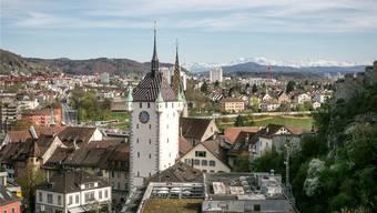 Die Stadt hat 2016 ein Defizit von 5 Millionen Franken eingefahren. Archiv/Sandra Ardizzone