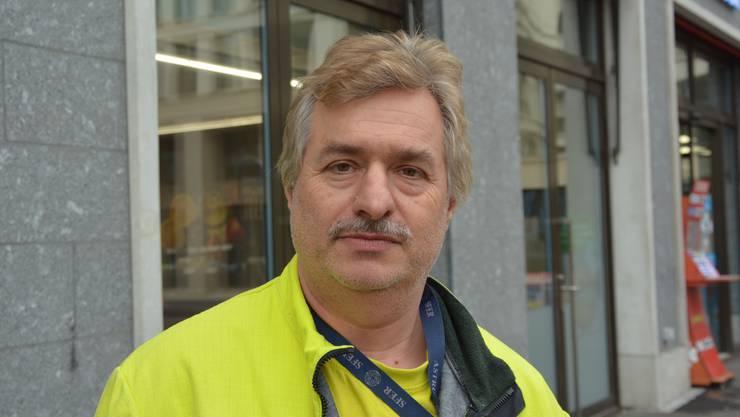 Fredi Oberholzer (51), Dietikon