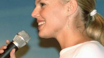 Stéphanie Berger spielte bisher vor allem kleinere Rollen in Sketchshows (Archiv)