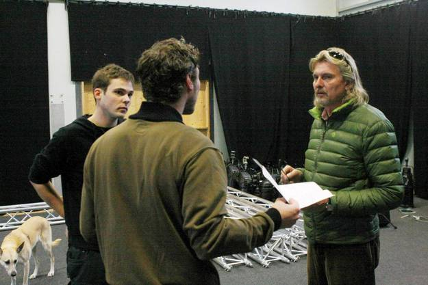 Thomas Märker (technischer Direktor TOBS)