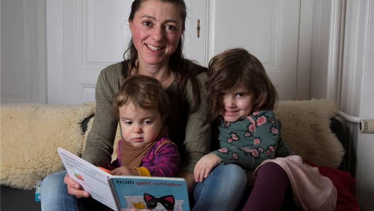 Primarlehrerin Maria Neumeyer: Ihr zweites Kind kam drei Monate zu früh zur Welt – «Stress pur» für sie und ihren Mann. Davide Caenaro