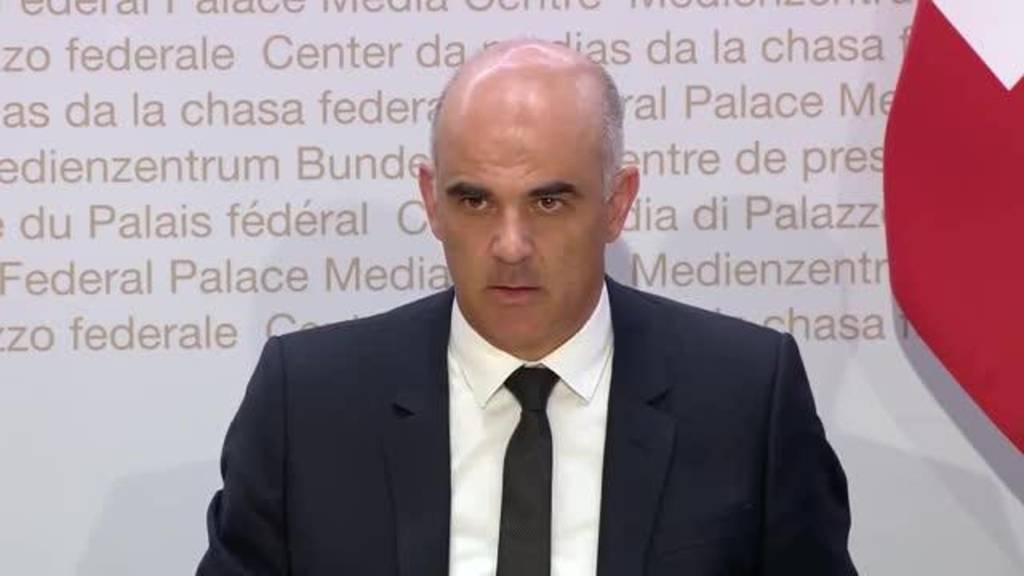 Komplette Pressekonferenz des Bundes vom 20. August 2020