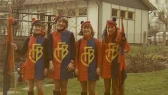 FCB-Fans in den 70er-Jahren.