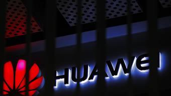 Die USA haben in Bern interveniert wegen des Aufbaus des 5G-Mobilnetzes in Zusammenarbeit mit dem chinesischen Telekomanbieter Huawei. (Symbolbild)