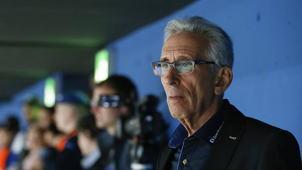 Mentaltrainer Saul Miller hilft beim HC Lugano mit
