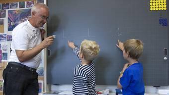 Der Lehrermangel im Aargau wird weiter zunehmen.