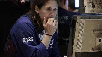 Händlerin an der NYSE (Archiv)