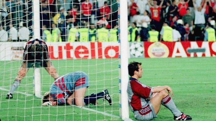 Am 26. Mai 1999 war Bayern München am Boden
