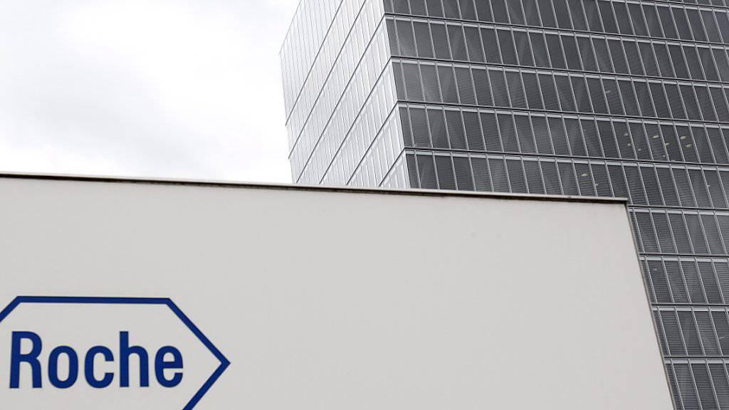 Roche will weiterhin hoch hinaus: Im Halbjahr konnte der Konzern nochmals zulegen. (Symbolbild).