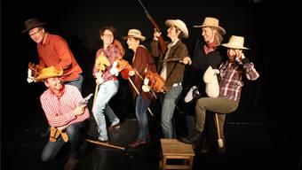 Die Kulturkommission (Bild) freut sich auf die Band Tomazobi, die auf ihrer Gringo-Tour am Samstag im Cholechäller vorbeischaut.