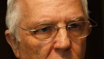Hans Rudolf Gysin über Peer Steinbrück: «Er kann zuhören und redet nicht drein. Er bemüht sich um klare, nicht ausweichende Antworten.»
