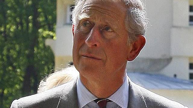 Prinz Charles ist von Bisons in Polen begeistert (Archiv)