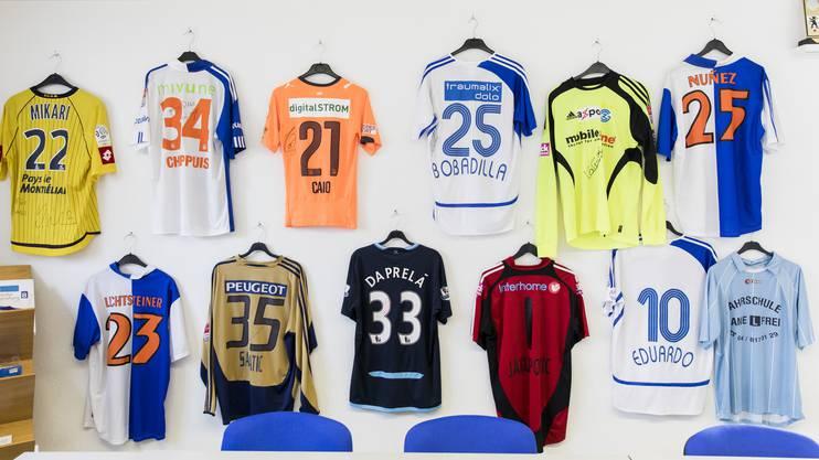 Neben GC-Spieler zählen auch jene der ZSC Lions und dem FCZ zu Freis Kunden.