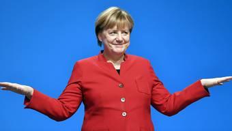 Angela Merkel und Europa