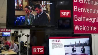 Wieviel online darf's denn sein? Gretchenfrage im Streit zwischen SRG und Verlegern (Symbolbild)