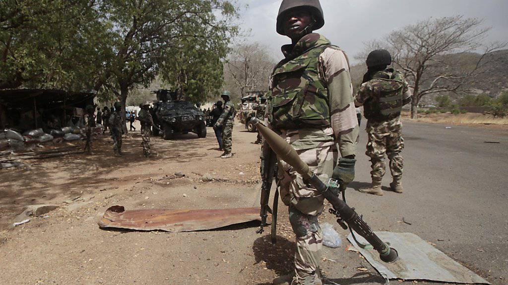 Im Nordosten Nigerias sind mindestens 31 Personen bei Selbstmordanschlägen getötet worden. (Archiv)