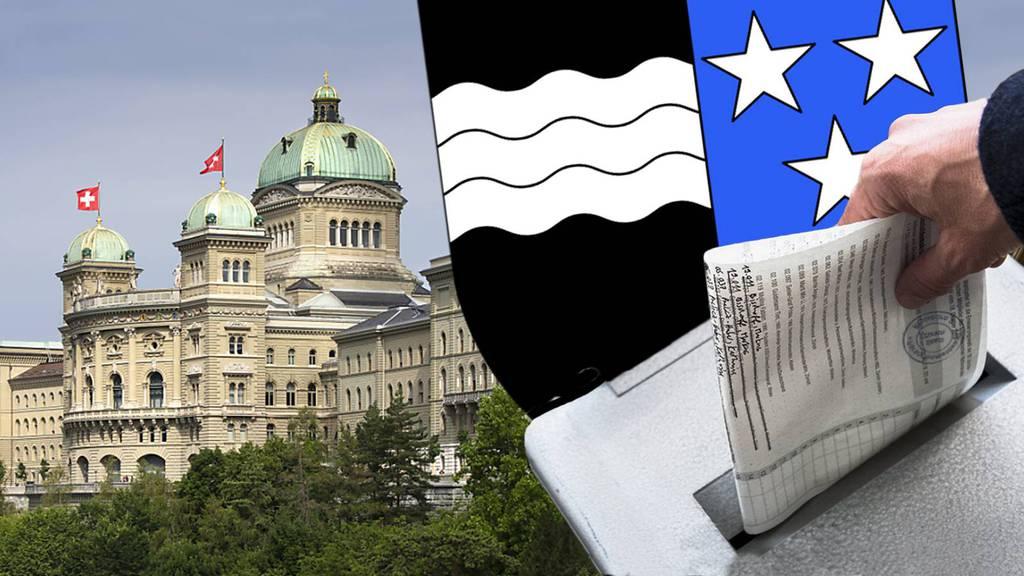 Der spannende Wahlsonntag aus Aargauer Sicht zum Nachlesen