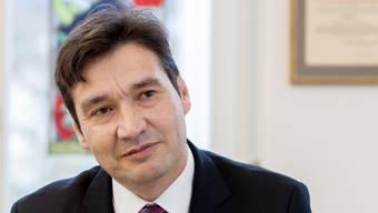 François Scheidegger (Archiv)