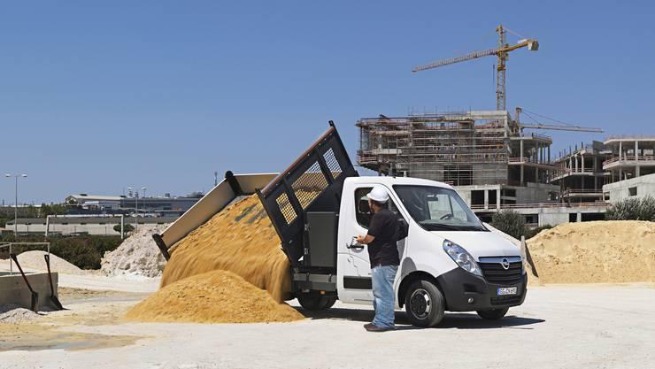 Opel bietet zertifizierte Umbauten
