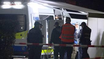 Nach tödlicher Schussabgabe in Suhr: Frau des Verstorbenen löst erneuten Polizeieinsatz aus