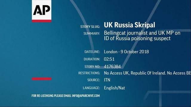 AP: Skripal-Attentat: Putin hat wieder gelogen