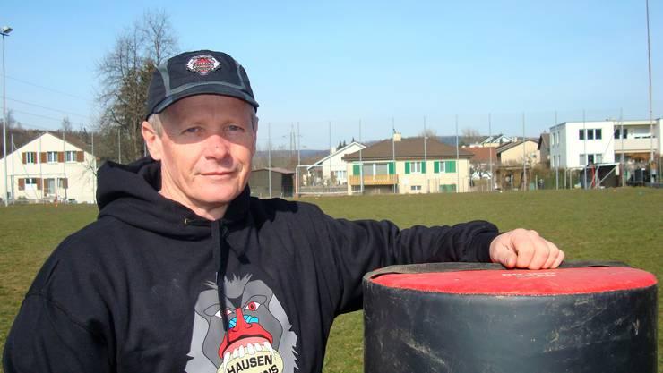 Sie nennen ihn «Crazy Kiwi» Dean Leech ist Familienvater, Tierpfleger und Trainer.