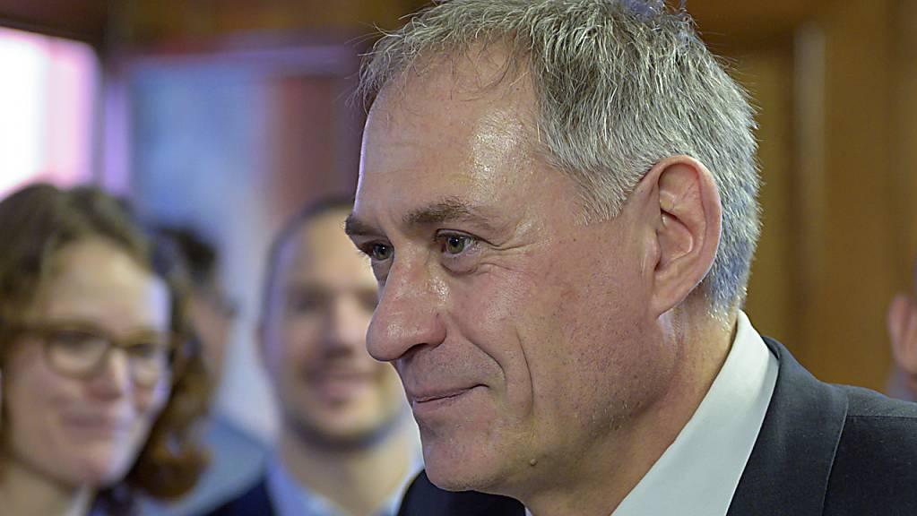 Hans-Peter Wessels, Vorsteher des Basler Bau- und Verkehrsdepartements, widmet sich ab Februar 2021 neuen Aufgaben.