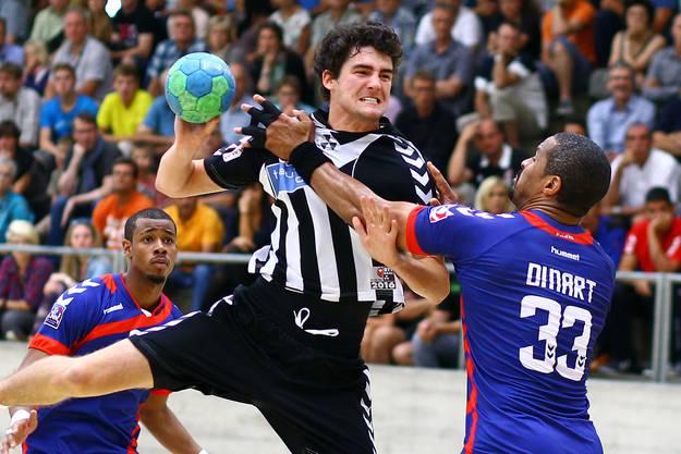 Der 27-Jährige versucht nun sich ohne Handball zurecht zu finden.