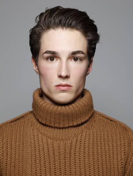 Jan Krasovec aus Rapperswil-Jona ist Finalist des diesjährigen Elite Model Looks Switzerland. (Bild: StyleMagazine/SabineVilliard)