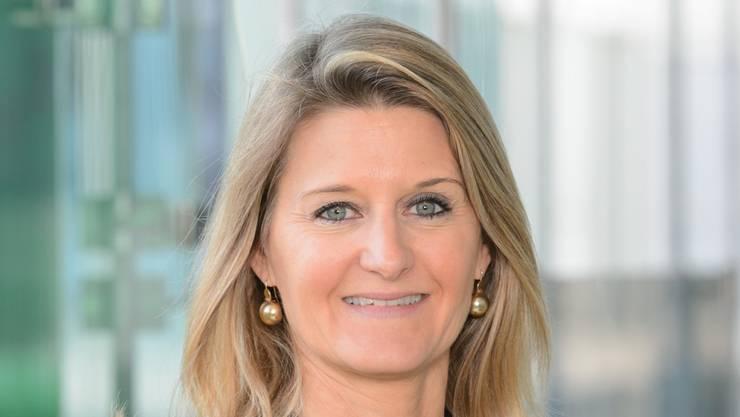 Die Schweizerin Marie-France Tschudin wird neue Pharmachefin von Novartis. (Firmenbild)