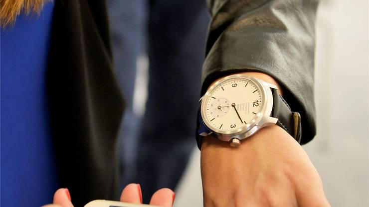 Die Nachfrage nach mechanischen Uhren ist ungebrochen. (Archivbild)